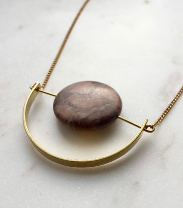 Sandstone necklace
