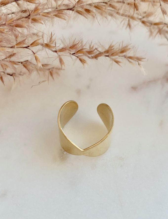 Closed infinity ring